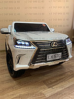 Электромобиль Lexus LX 570 от Pinghu Dake 4WD, фото 1