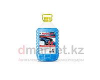 Жидкость для стеклоочистителя, зимняя, до -30 °С, 5л, синяя, фото 1