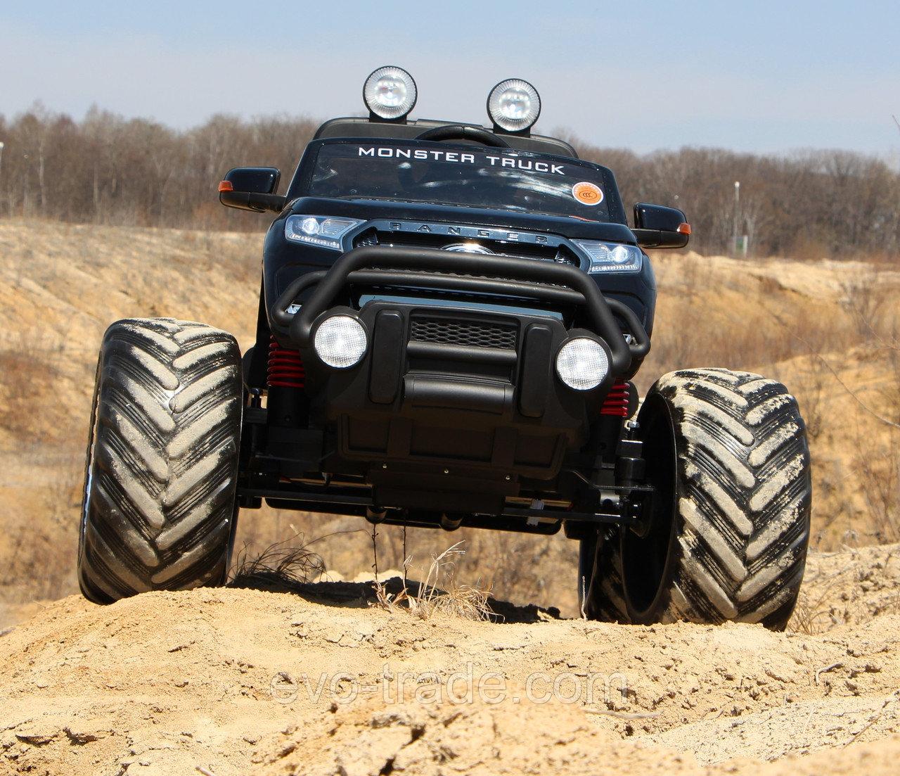 Электромобиль Ford Monster Truck 4x4 от Pinghu Dake