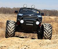 Электромобиль Ford Monster Truck 4x4 от Pinghu Dake, фото 1