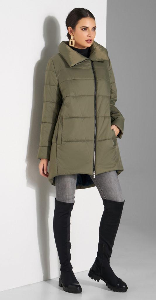 Куртка Lissana-3872, хаки, 52