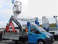 Автогидроподъемник Газель 12 метров, фото 1