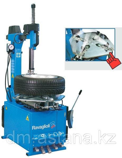 Шиномонтажный станок (стенд) автоматический Ravaglioli G7645IV.26
