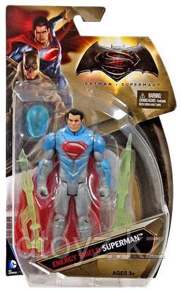 """DC Comics """"Batman V Superman"""" Супермэн в энергетической броне 15 см."""