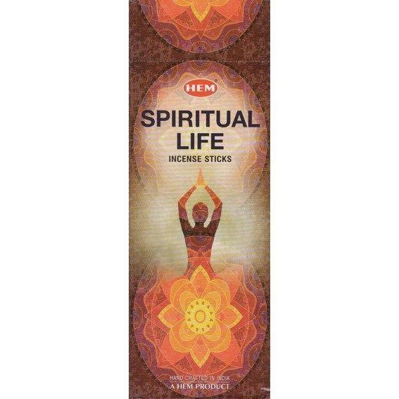 """БЛАГОВОНИЯ HEM """"SPIRITUAL LIFE/ДУХОВНАЯ ЖИЗНЬ"""""""