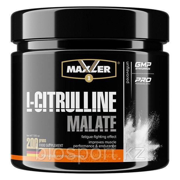 Maxler. L-Citrulline Malate, 200 грамм