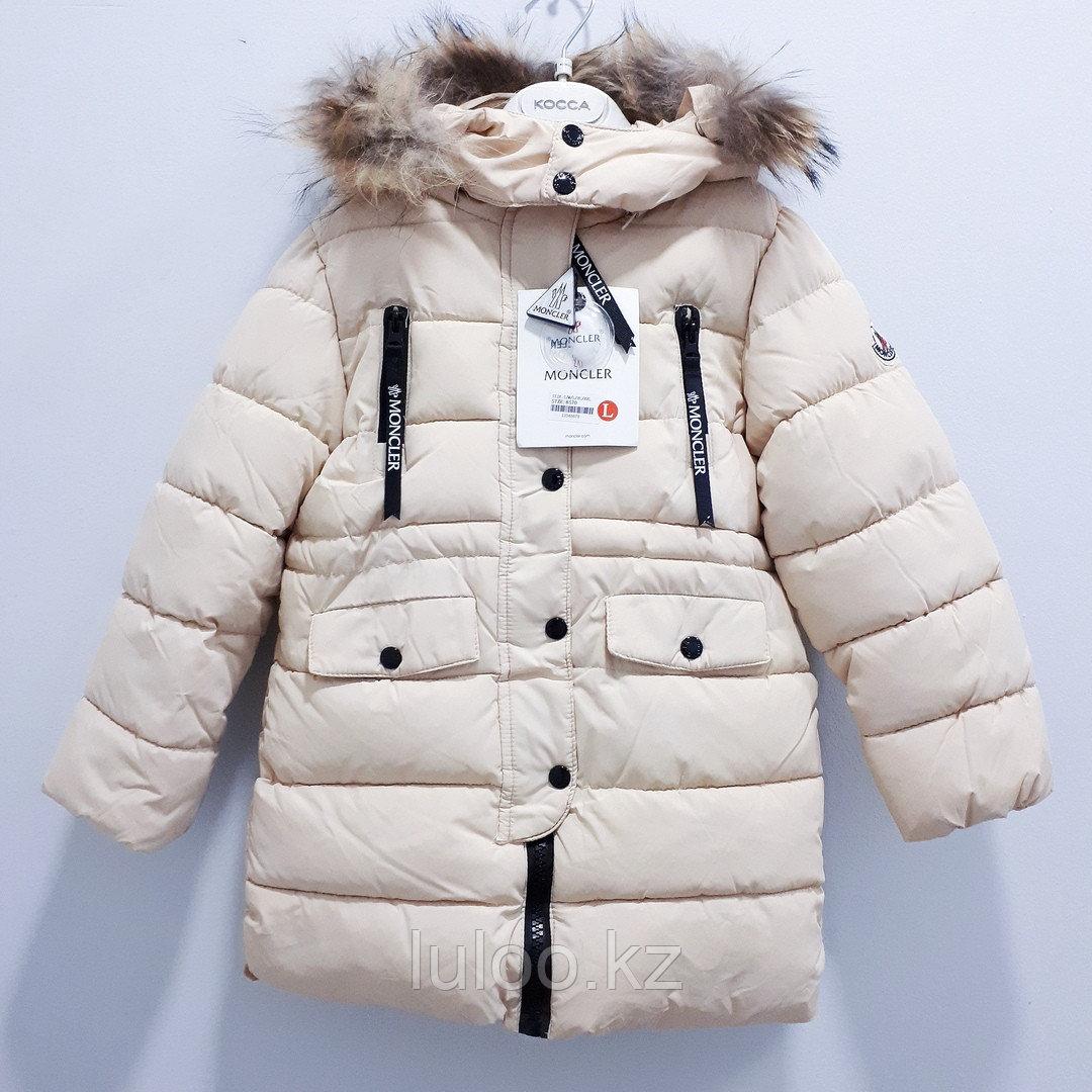 """Зимняя куртка """"Moncler"""" для девочек и мальчиков от 4 до 12 ..."""
