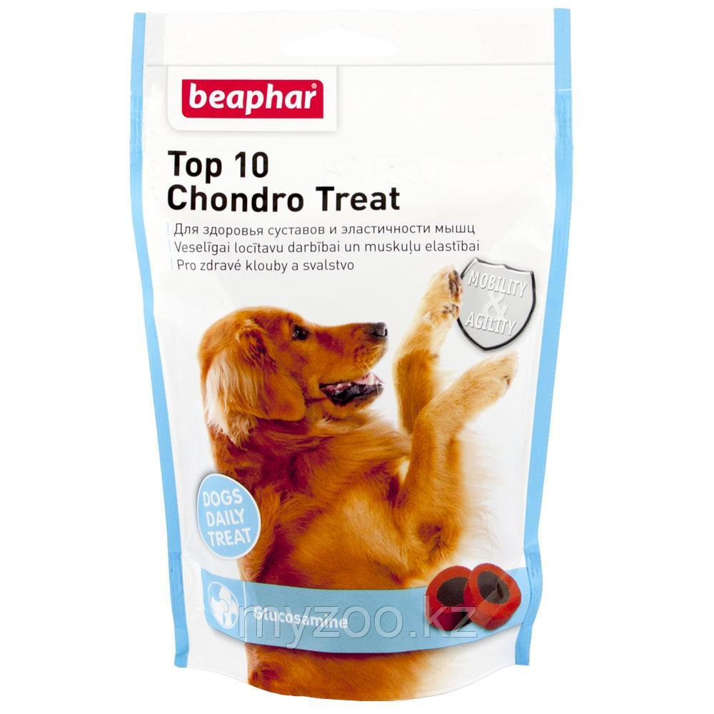 Beaphar TOP Chondro Treat, 150 гр. |Кормовая добавка для собак для связок и суставов|