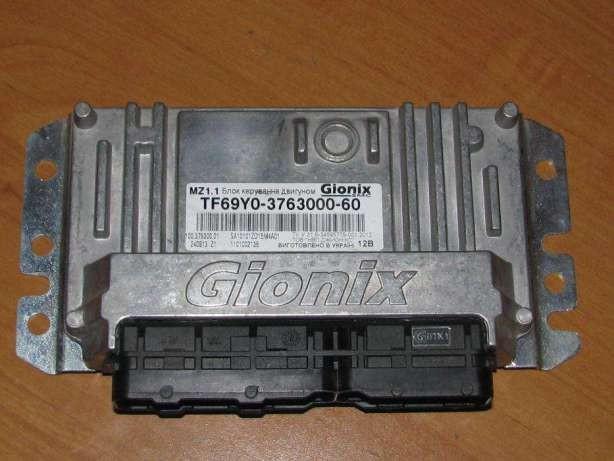 Блок управления двигателем ЗАЗ Шанс 1.5