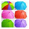 Зонты детские разноцветные.