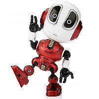Игрушка робот интерактивный в красном цвете, фото 1