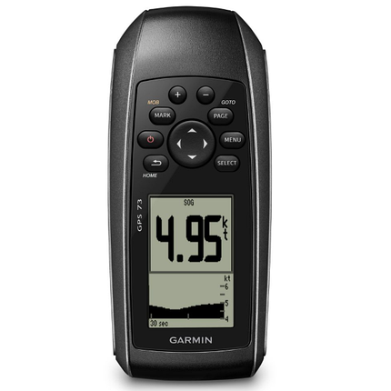 GPS навигатор Garmin GPS 73, фото 2