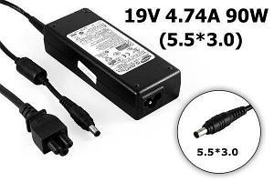 Зарядное устройство Samsung 19.V/4.74A