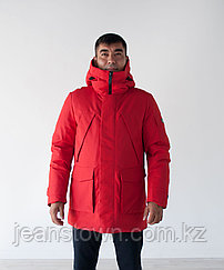Куртка мужская зимняя Vivacana красная