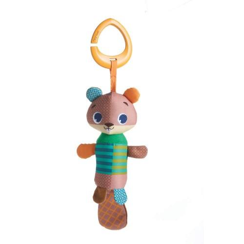 "Tiny Love Игрушка подвеска-колокольчик ""Бобер Альберт"""