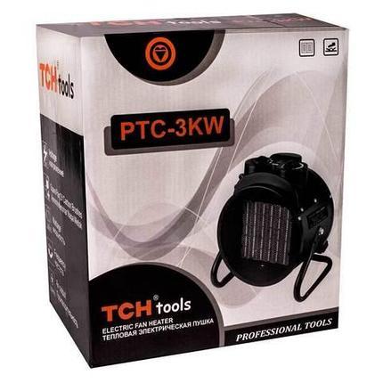 Пушка тепловая электрическая TCH tools [3-5 кВт] (3 кВт {3000 Вт}), фото 2