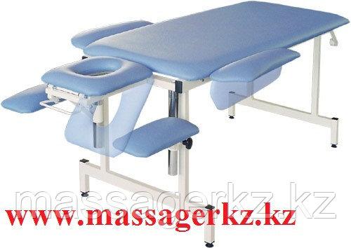 Массажный стол стационарный Fysiotech Standard Fix
