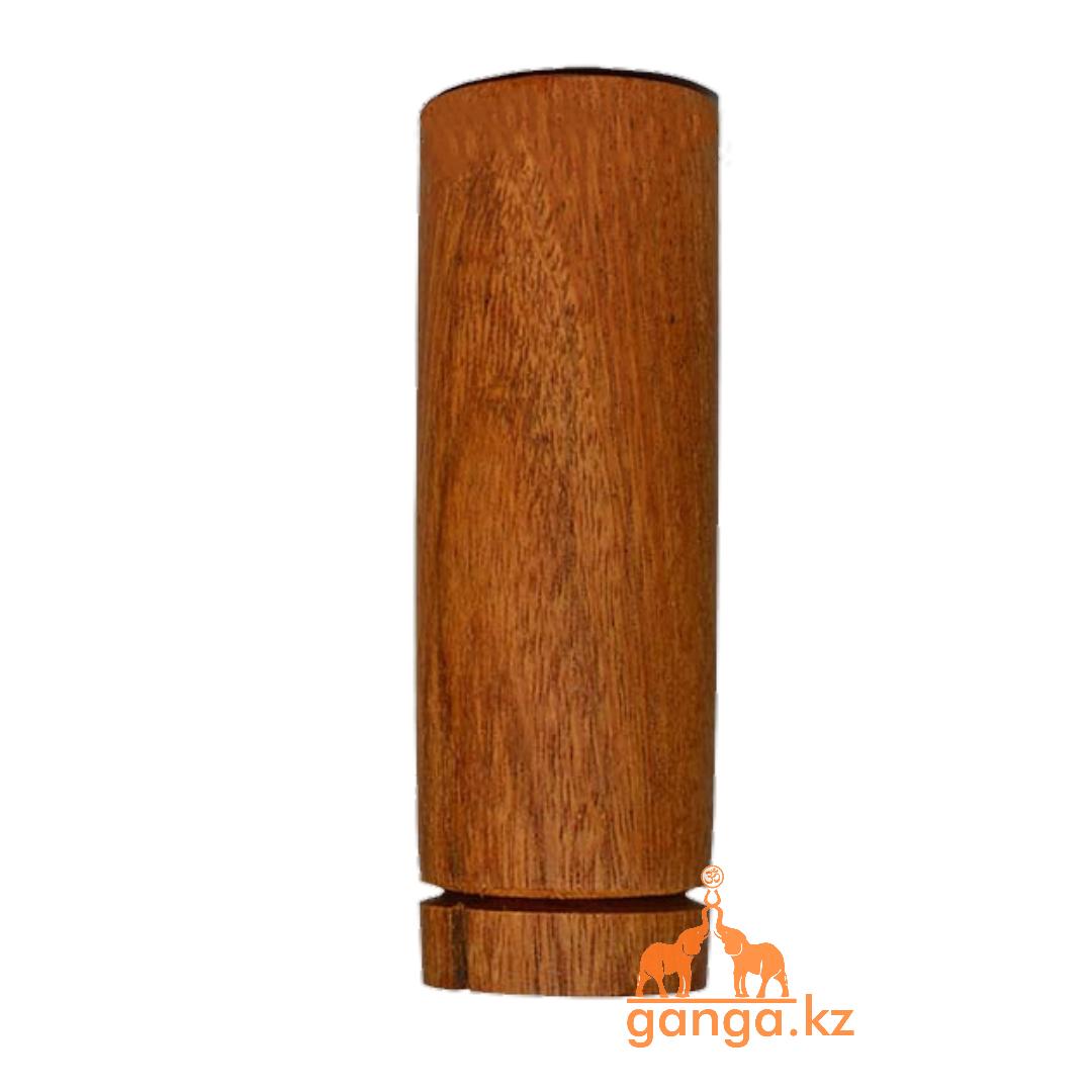 Стакан из дерева Виджайсар (Vijaysar) для похудения и от сахарного диабета