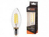 Лампа LED  WOLTA FILAMENT св вт  CT35 7Вт 730лм E14 3000K 1/10/50