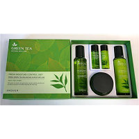Набор Enough  GREEN TEA MOISTURE CONTROL 3 Set