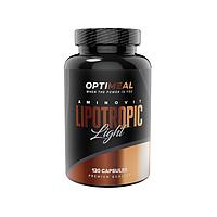 Жиросжигатель Optimeal - Lipotropic Light, 120 капсул