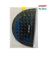 Шапочка для плавания GF-SPORT (цвет черный)
