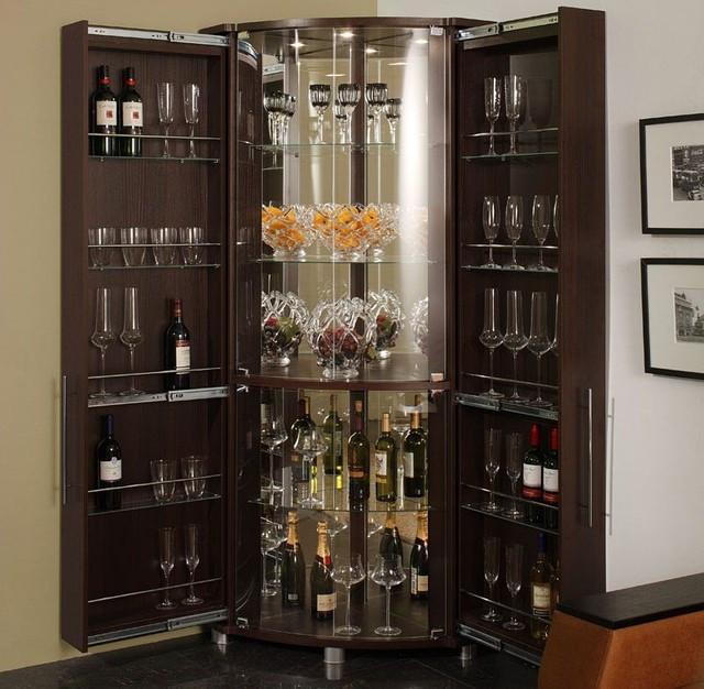 Винотека MNZ19350601 Венге