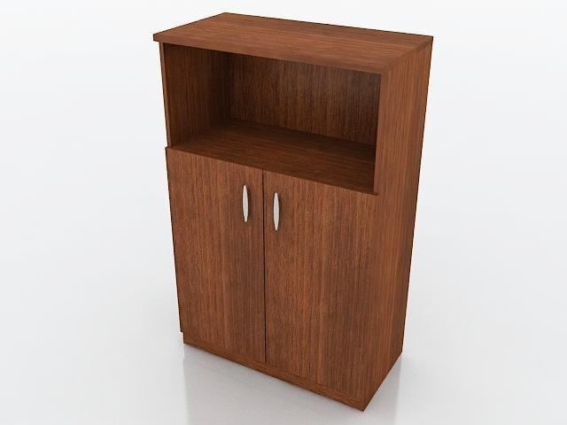 Шкаф для документов 30ШН-23 Орех Ноче Эко