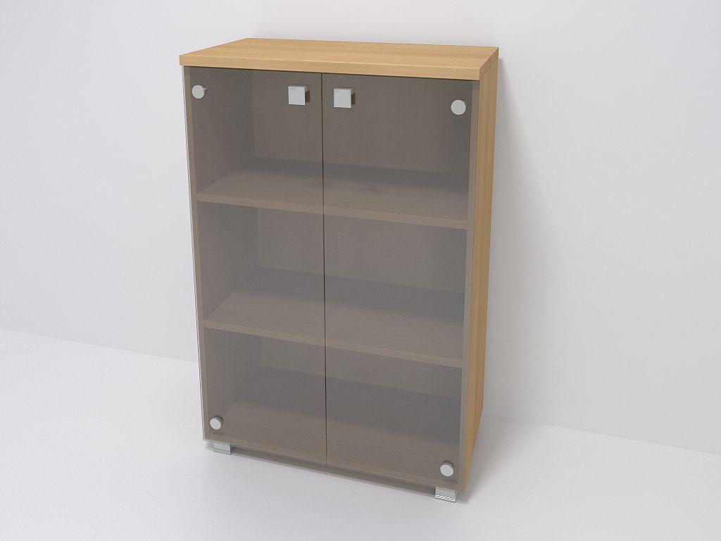 Шкаф для документов kpSv-09 Венге светлый