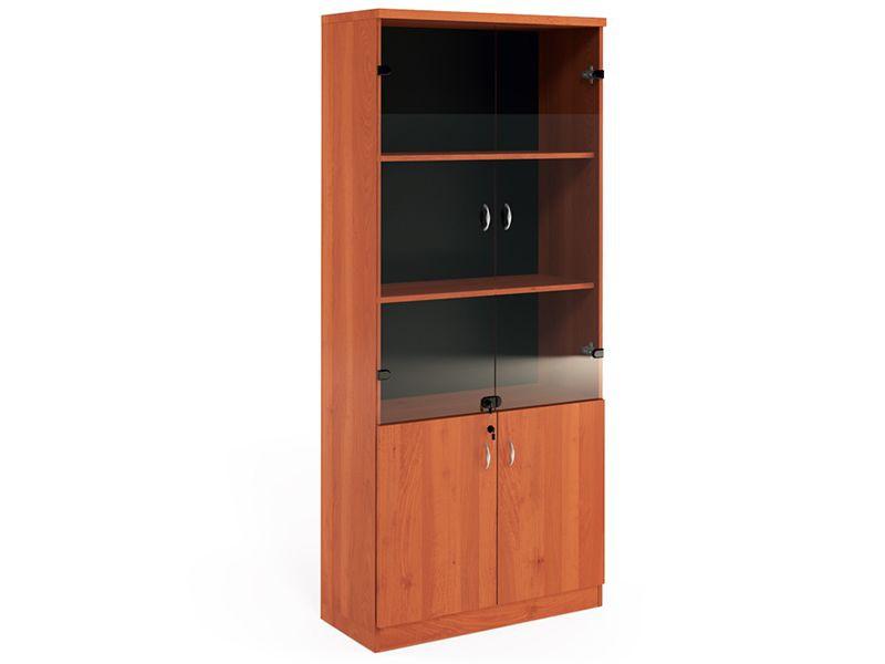 Шкаф для бумаг LPR1850001 Вишня
