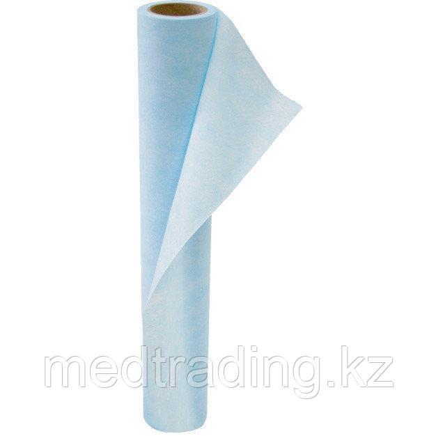 Рулон гигиенический спанбод (тип S) 200 метров пл.20-25 ширина 80 см