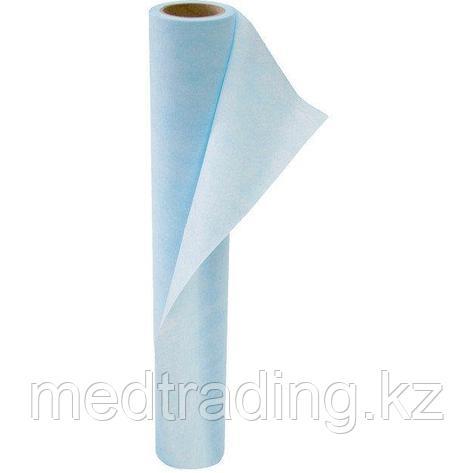 Рулон гигиенический спанбод (тип S) 200 метров пл.20-25 ширина 80 см, фото 2