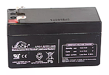 Аккумулятор AGM Leoch Battery LP12-1.2 (1.2Ah 12V)  подходит в авто Mersedes Benz ML-Class