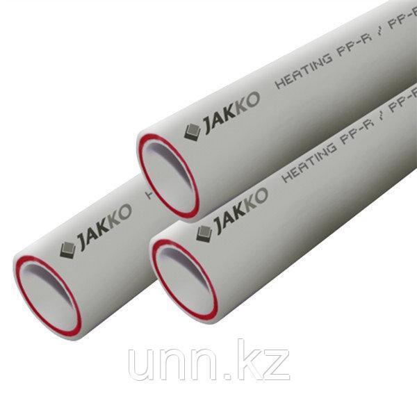 Труба ППР стекловолокном серый (PN 20) 25 Jakko