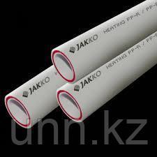 Труба ППР стекловолокно серый (PN 20) 32 Jakko