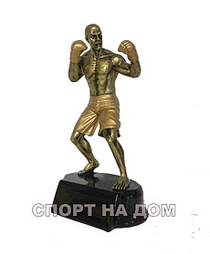 "Статуэтка бронзовая ""Боец MMA"""