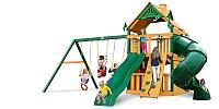 "Детская площадка ""Альпы Клабхауз"", спуск-труба, скаладром, песочница,трапеция"