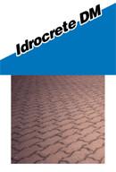 IDROCRETE DM - водоотталкивающая добавка