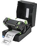 Термотрансферный принтер этикеток TSC TE-200, фото 3