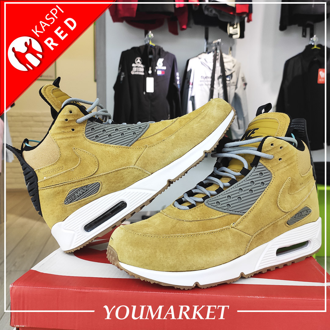 Осенние\зимние кроссовки Nike Air Max 90 Winter размер 42-43, 44-45 в наличии