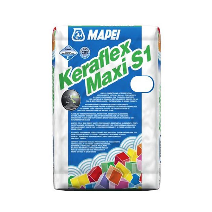 KERAFLEX MAXI S1 серый клей для плитки