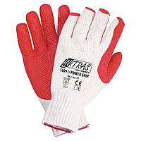 Латексные перчатки NITRAS POWER GRIP