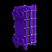 Разборный теплообменник на отопление 50 кВт