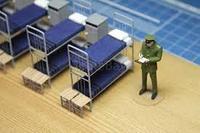 Армейские 2 ярусные кровати, фото 1