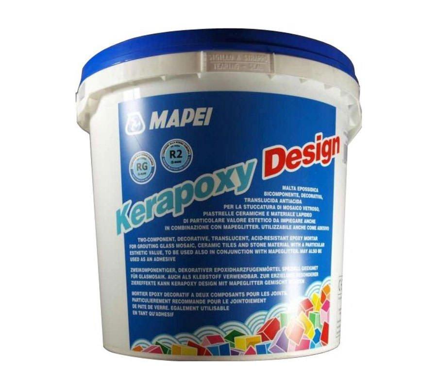 Затирка эпоксидная Kerapoxy design (шовный заполнитель)