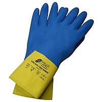 Химзащитные перчатки NITRAS DUAL BARRIER