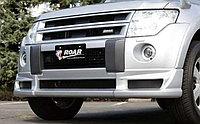 Обвес JAOS на Mitsubishi Pajero 4