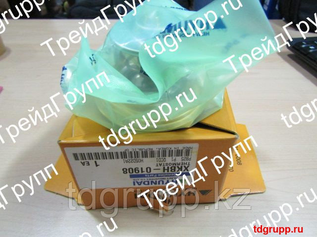 XKBH-01908 Термостат (thermostat) Hyundai R300LC-9S