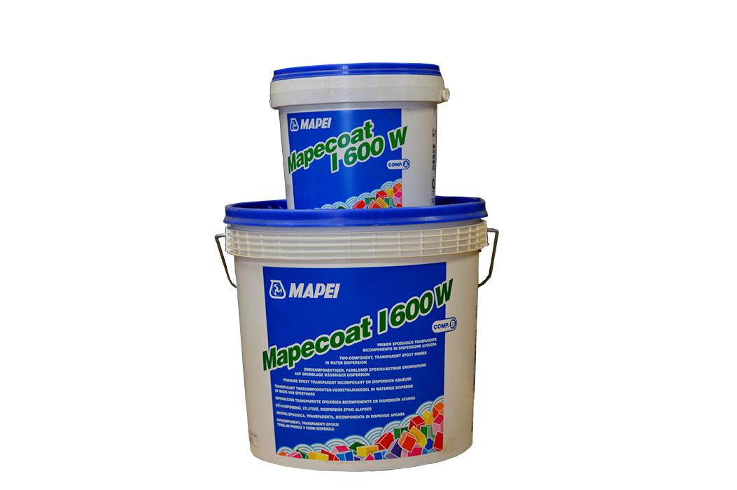 MAPECOAT I 600 W прозрачное вододисперсионное эпоксидное покрытие