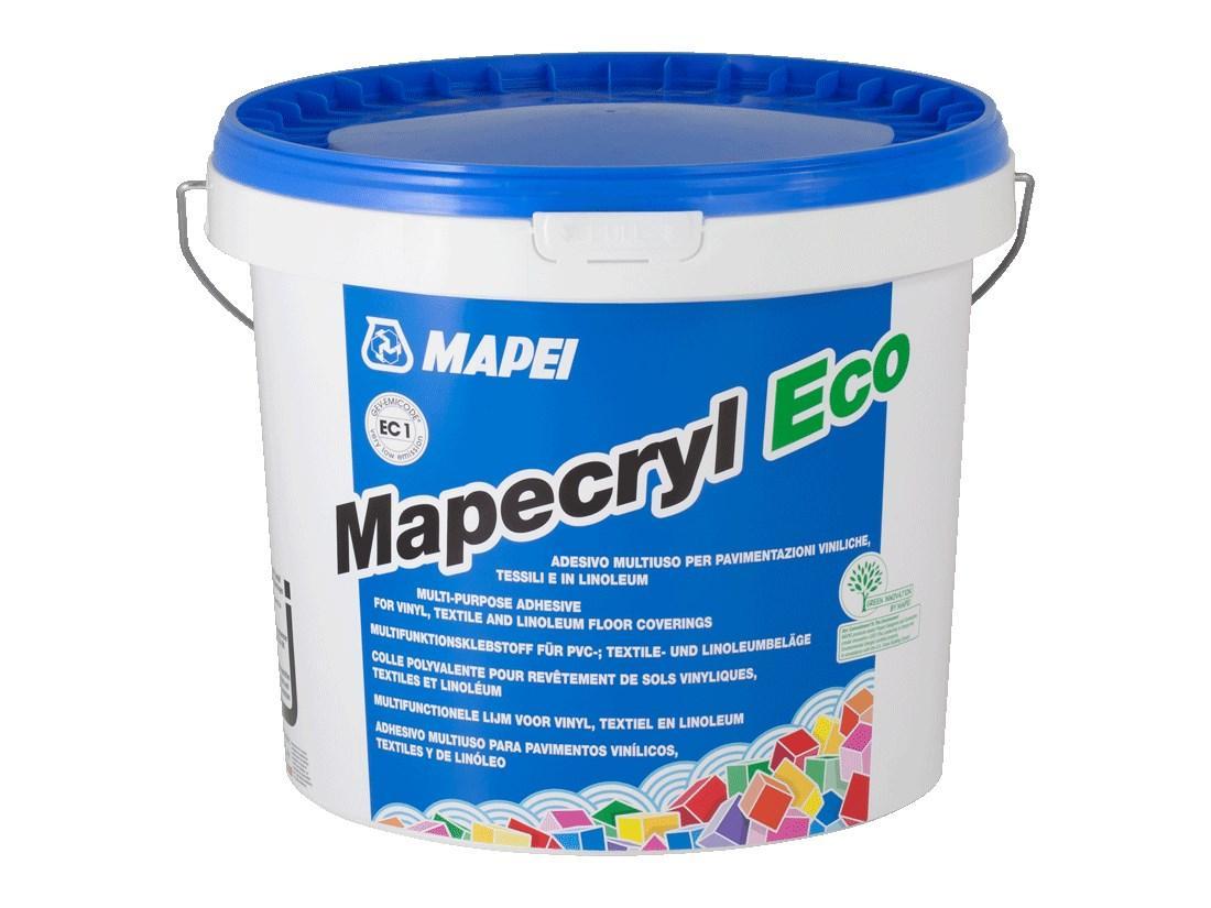 MAPECRYL ECO клей для текстильных и виниловых покрытий